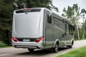 Hymer Hymermobil B-SL 2018