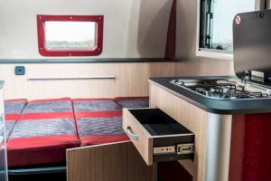 Retro Tourer camper