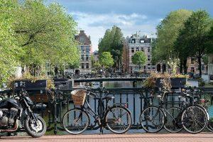 Toerisme Nederland Amsterdam