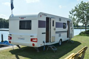 Adria introduceert caravan met aparte tienerkamer