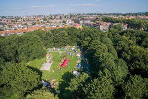 Recordaantal Buurtcampings in Nederlandse parken
