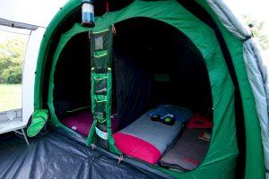 Nieuwe Coleman tenten met BlackOut Bedroom