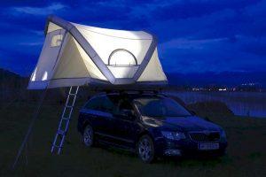 GT Roof daktent wint Outdoor Industry Award