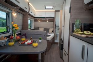 Knaus Sport Silver Selection 2019 interieur