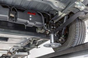 Al-Ko HY4 niveauregeling voor Fiat Ducato buscampers