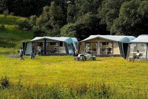 Nederland telt recordaantal caravans en campers