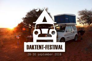 Eerste Nederlandse daktentfestival