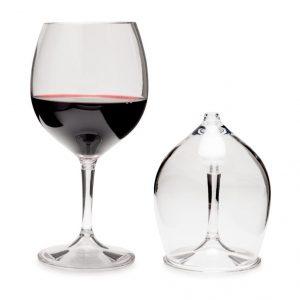 GSI Outdoors plastic wijnglazen