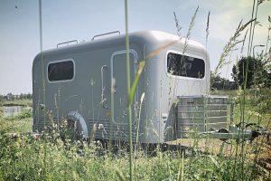 Lume Traveller caravan