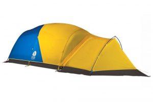 Sierra Designs vernieuwt Convert tenten