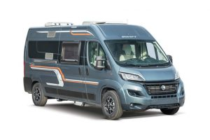 Swift introduceert luxe buscampers