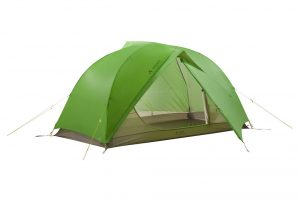 Vaude Space SUL 1-2P Seamless: ultralichtgewicht tent