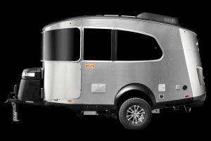 Basecamp X: kleine Airstream voor offroad gebruik
