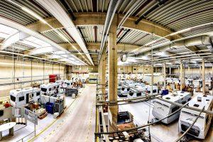 LMC opende nieuwe productiehal