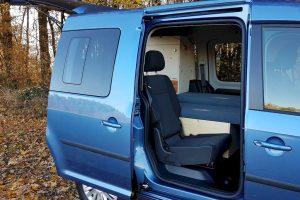 Natürliche Reisemobile minicamper