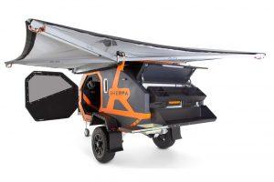 Sherpa offroad camping trailer