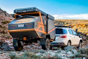 Sherpa offroad camping trailer
