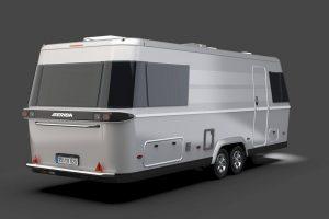 Hymer presenteert Eriba Touring 820 op CMT Stuttgart