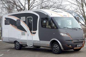 Iridium Mobil E camper