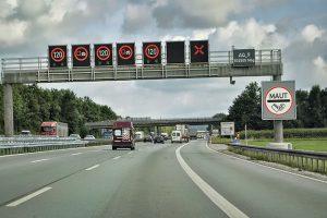 Tolheffing Duitsland Autobahn
