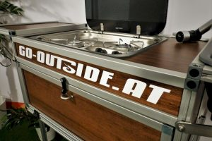 Go Outside Kitchenbox 2.0