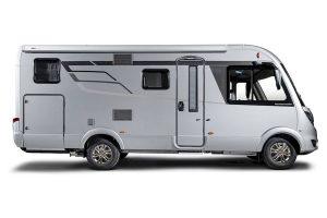 NKC Kampeerauto van het jaar 2019: Hymer
