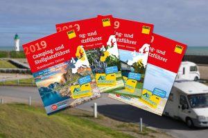 ADAC Camping- und Stellplatzführer 2019 is volledig vernieuwd