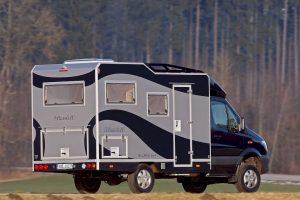 Bimobil HR 380 camper