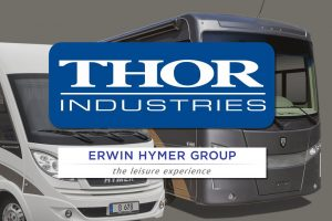 Thor Industries overname Erwin Hymer Group