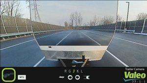Valeo XtraVue Trailer systeem