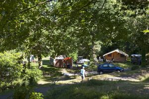 Huttopia camping