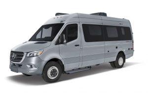 Ook Winnebago gaat campers met Mercedes Sprinter bouwen
