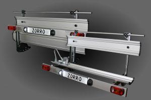Zorro opklapbare scooterdrager
