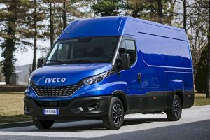 Nieuwe Iveco Daily