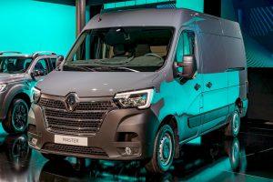 Renault Master krijgt update