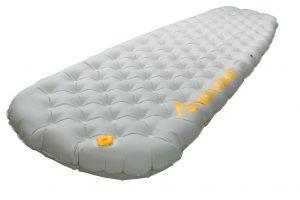 Comfortabele, lichtgewicht slaapmat van Sea to Summit