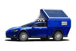 Tesla Roamer camper