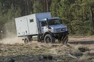 Bliss Mobil expeditievoertuigen
