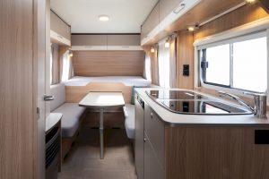 LMC Sassino caravan