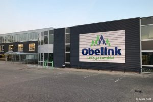 Obelink bouwt nieuwe hal voor online activiteiten