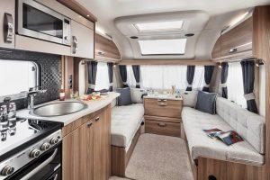 Sprite caravans modeljaar 2020
