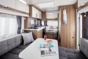 Sprite Alpine Sport caravans modeljaar 2020