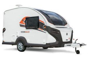 Sprite Basecamp caravans modeljaar 2020