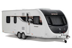 Sprite Cruzer SR caravans modeljaar 2020