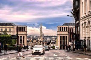 Registratieplicht kenteken Brussel vervallen