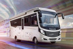 Concorde Carisma camper