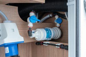 Knaus Tabbert BWT waterfilter