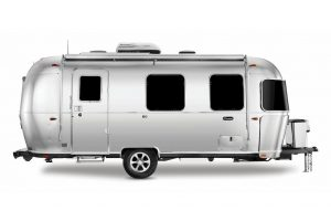 Airstream showt de Caravel op Caravan Salon Düsseldorf