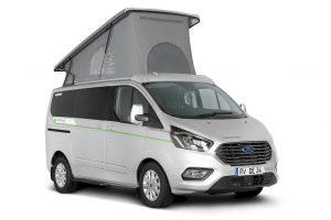 Dethleffs Globevan e.Hybrid hybride buscamper