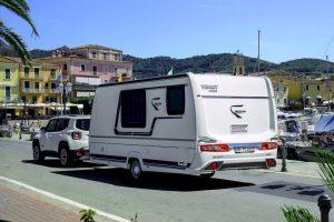 Exterieurdesign Fendt caravans in modeljaar 2020